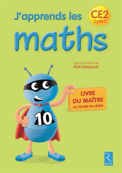 Japprends Les Maths Ce2