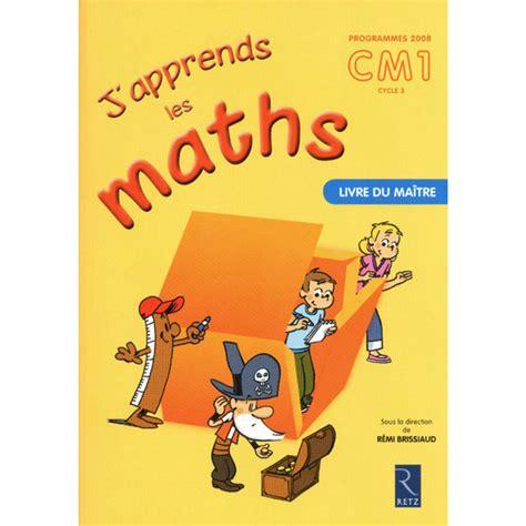 Japprends Les Maths Cm1 Livre Du Maitre