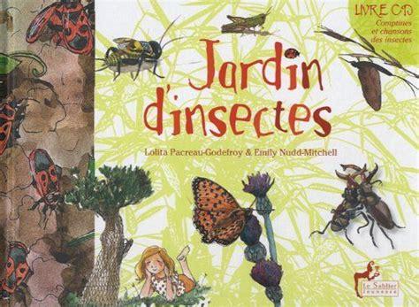Jardin D Insectes 1cd Audio