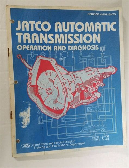 Jatco Repair Manual Re5f22a
