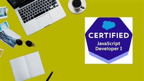 JavaScript-Developer-I Latest Test Labs
