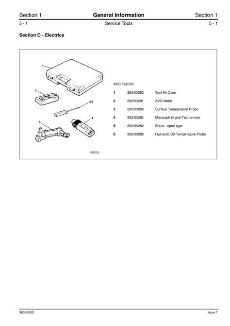 Jcb 160 Robot Workshop Service Manual For Repair