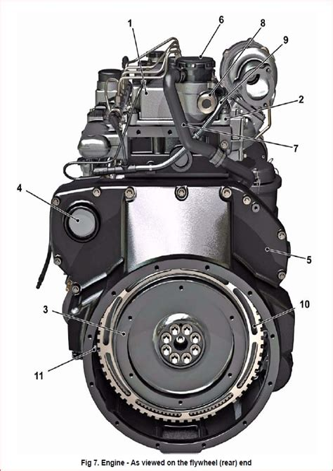 Jcb Dieselmax Engine Se Build Service And Repair Manual