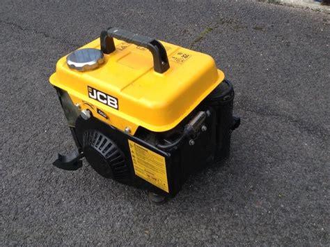 Jcb Generator Service Manuals G850