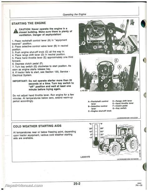 Jd 2955 Service Manual
