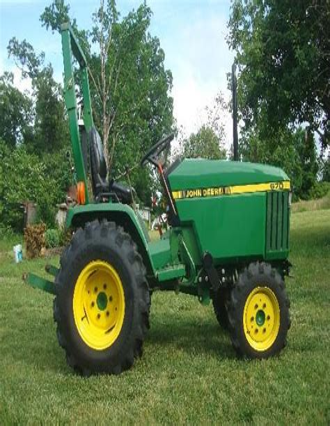 Jd 870 Service Manual