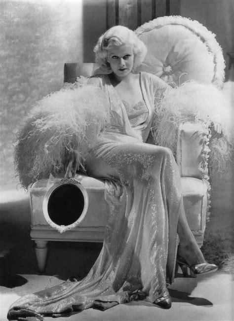 Jean Harlow Femme Et Sex Symbol