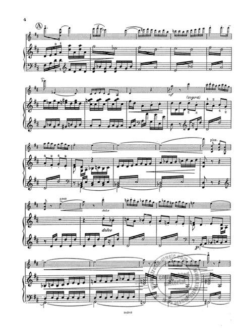 Jean Sibelius Humoresque No 2 Op 87 No 2 Violin Piano Partitions Pour Violon Accompagnement Piano