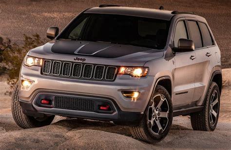 Jeep Grand Cherokee Manual Diesel 2017