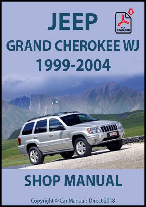 Jeep Grand Cherokee Wj Limited Manual