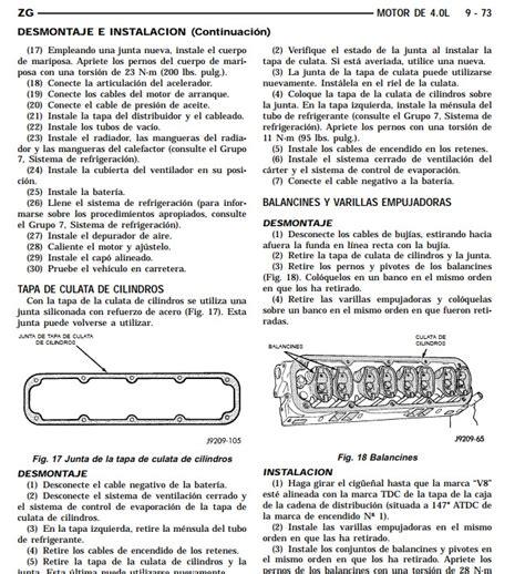 Jeep Grand Cherokee Zj Zg 1993 1998 Workshop Service Manual