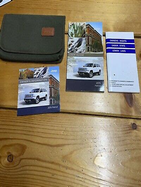 Jeep User Manual