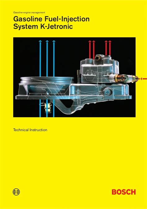 Jetronic Injection Workshop Manuals