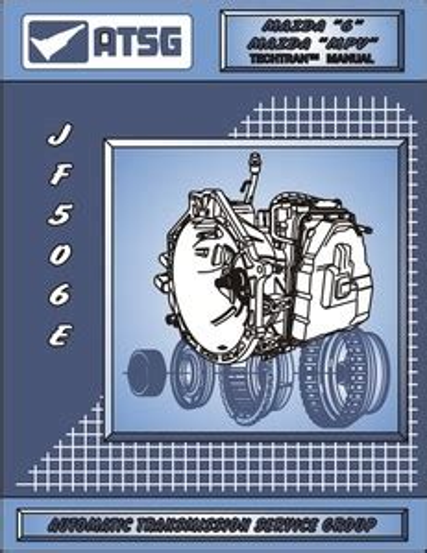 Jf506e Atsg Manual