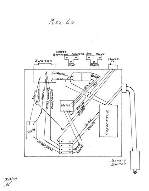 Jiuh Dah Electric Motor Wiring Diagram