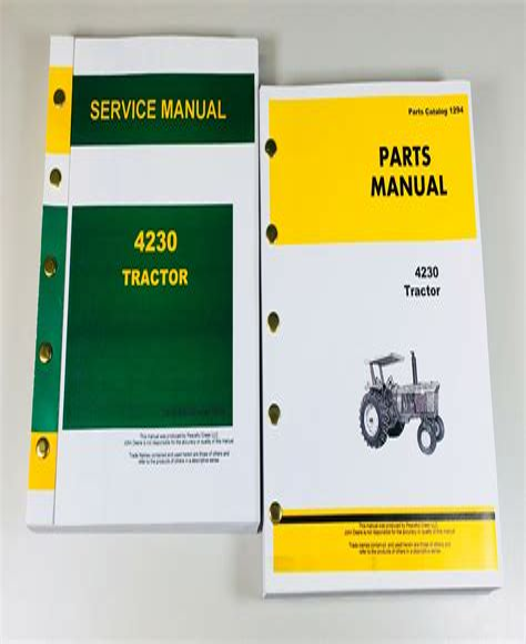 John Deere 4230 Repair Manual
