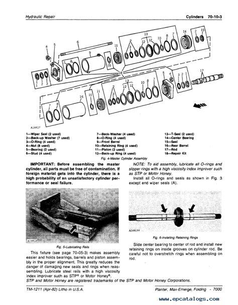 John Deere 7000 Owner Manual