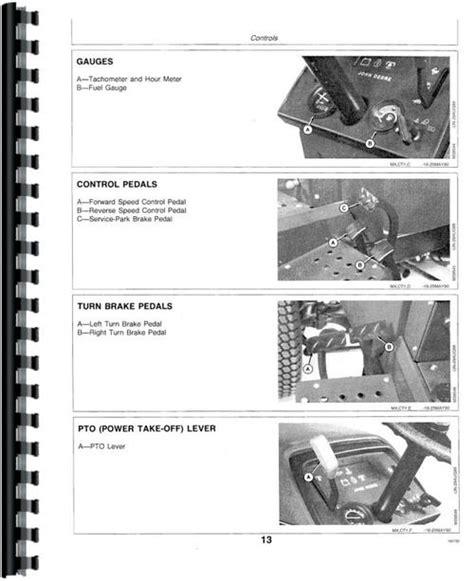 John Deere 755 Manual