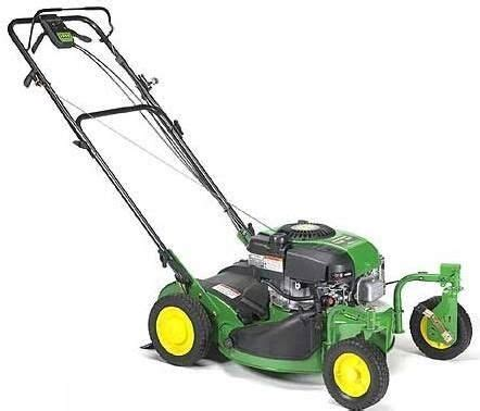 John Deere Push Mower Js40 Manual