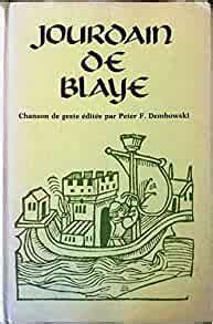 Jourdain De Blaye