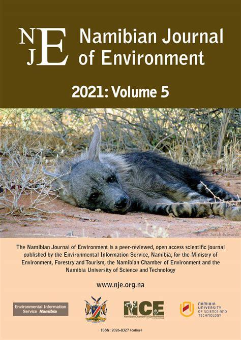 Journal - Namibia