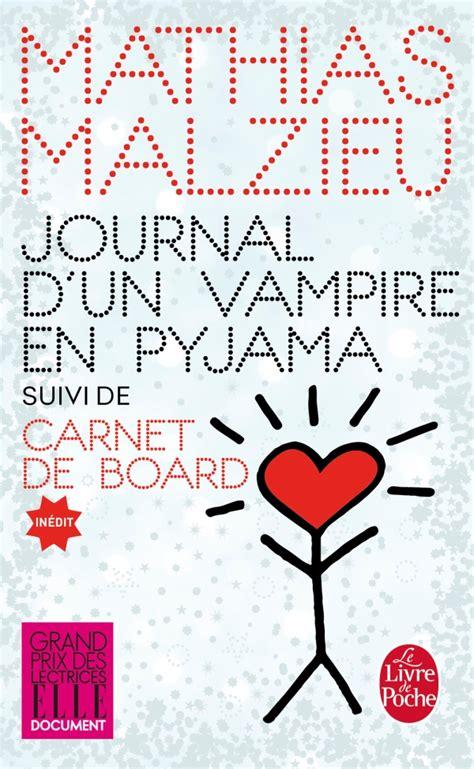 Journal D Un Vampire En Pyjama