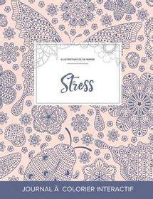 Journal De Coloration Adulte Stress Illustrations De Vie Marine Coccinelle