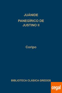 Juanide Panegirico Justino Ii B Basica Gredos