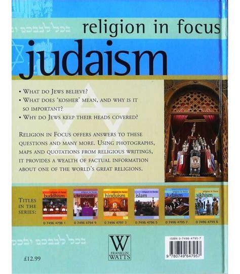Judaism (Religion in Focus)