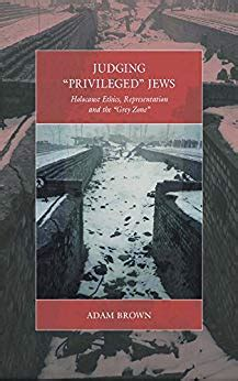 Judging Privileged Jews Holocaust Ethics Representation And The Grey Zone War And Genocide Book 18 English Edition