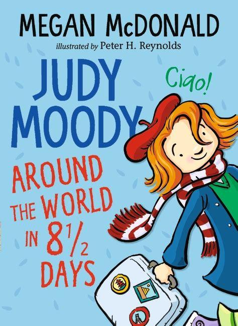 Judy Moody Around The World In 8 1 2 Days English Edition