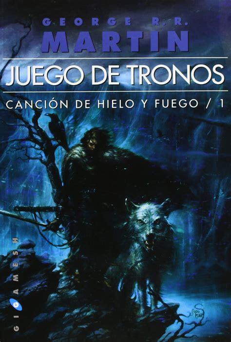 Juego De Tronos Cancion De Hielo Y Fuego Volumen 1 Gigamesh Exitos