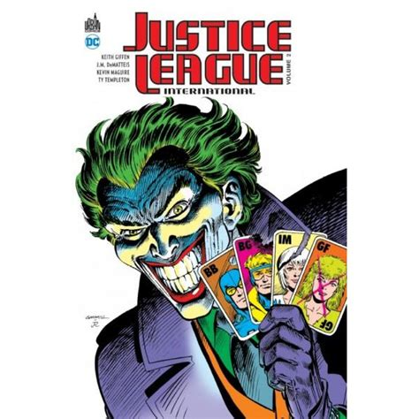 Justice League International Tome 2