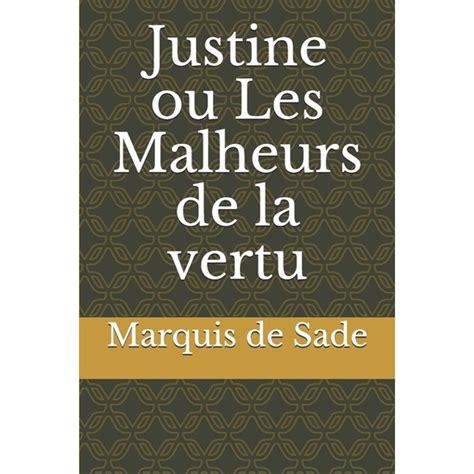 Justine Ou Les Malheurs De La Vertu Sextasy Classique