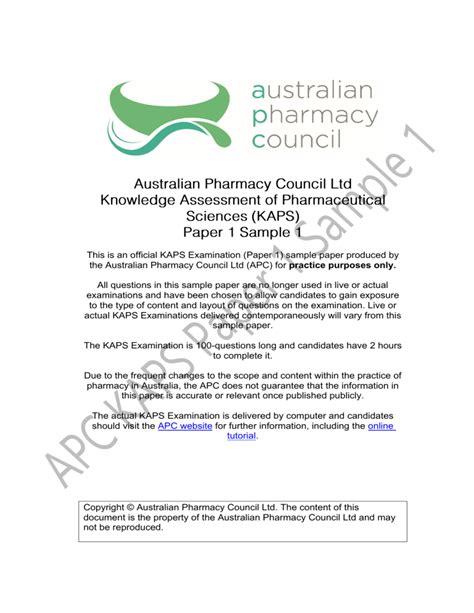 KAPS-Paper-1 Vce Torrent