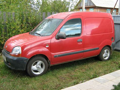 Kangoo Manual 1999