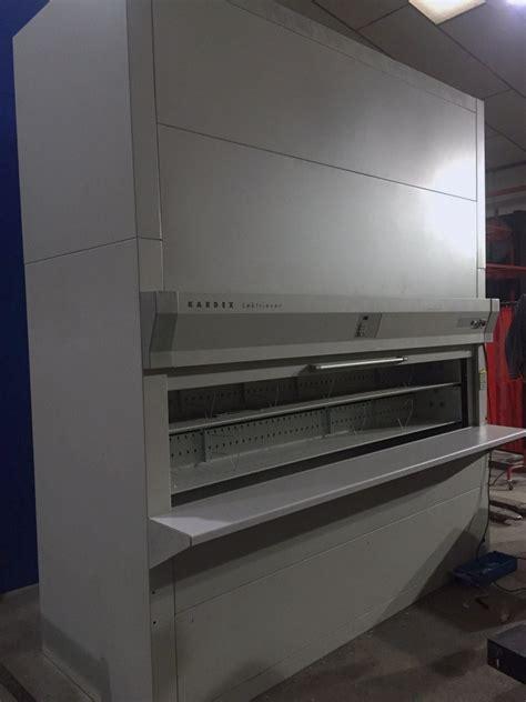 Kardex Carousel Loading Manual