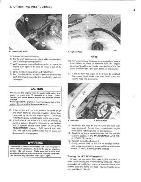 Kawasaki 750 Ss Owners Manual
