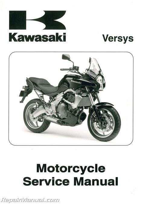 Kawasaki Kle 400 Repair Manual