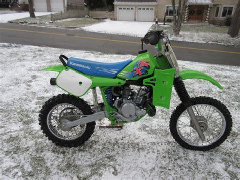 Kawasaki Kx60 1992 Manual