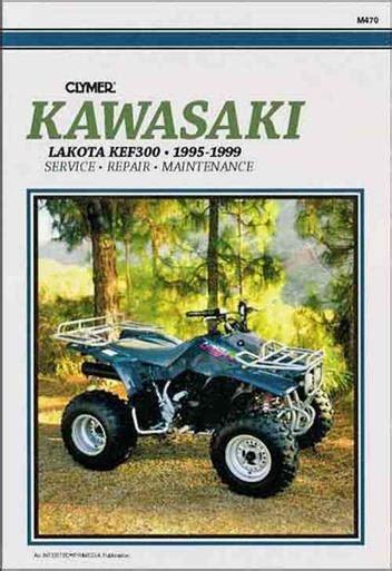 Kawasaki Lakota Repair Manual