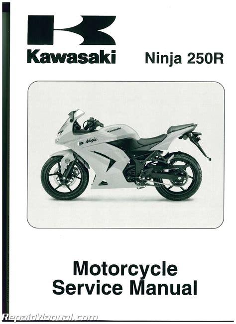 Kawasaki Ninja 250r Manual Online