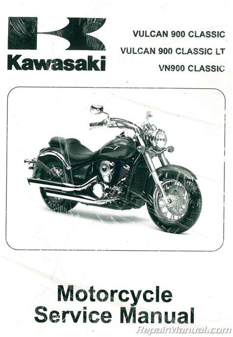 Kawasaki Vn900 08 Workshop Manual