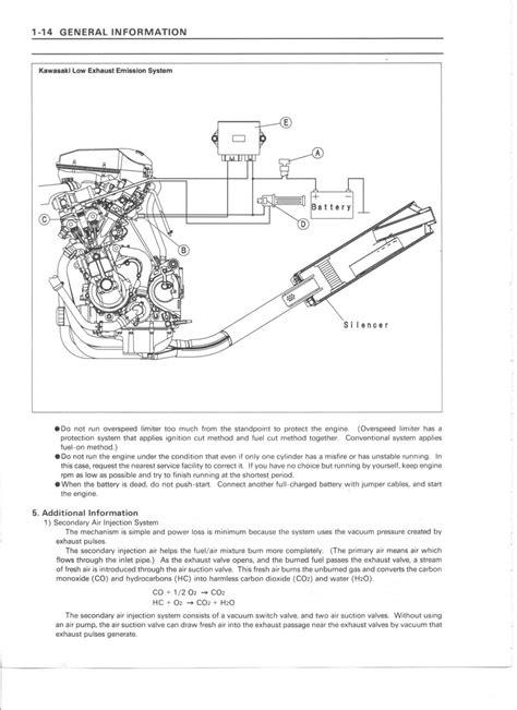 Kawasaki Zx9r 98 Manual