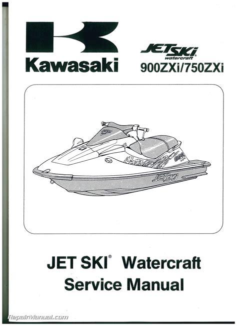 Kawasaki Zxi Service Manual