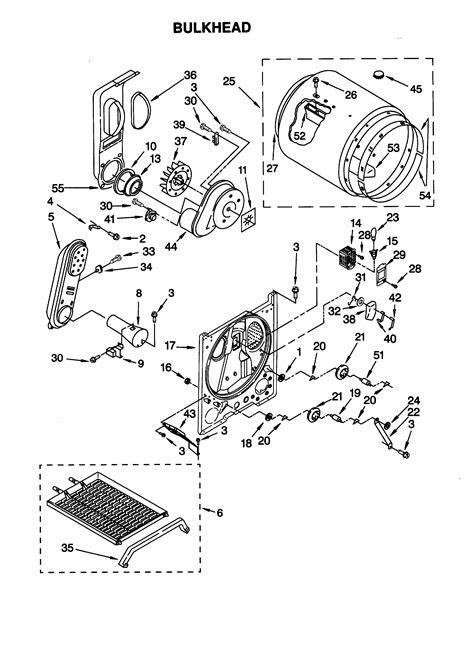 Kenmore Elite Oasis Dryer Repair Manual