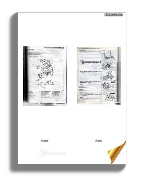 Kia Besta Engine Repair Manual