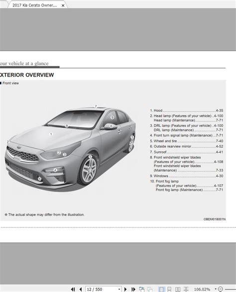 Kia Cerato Repair Manual