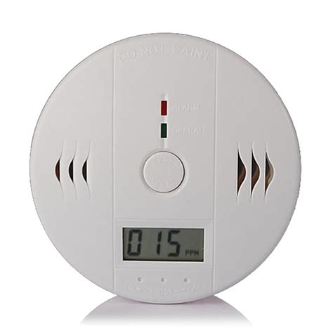 Kidde Carbon Monoxide Alarm Manual One Beep No Display Textbook
