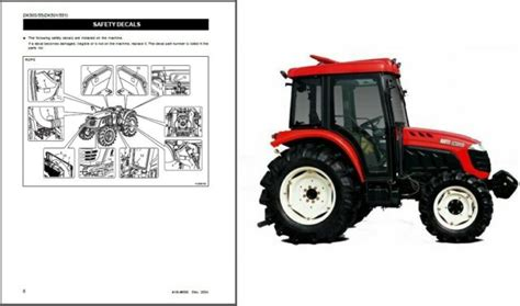 Kioti Daedong Dk50s Dk55 Dk501 Dk551 Tractor Complete Workshop Service Repair Manual
